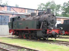 Dampflok Hohenzollern
